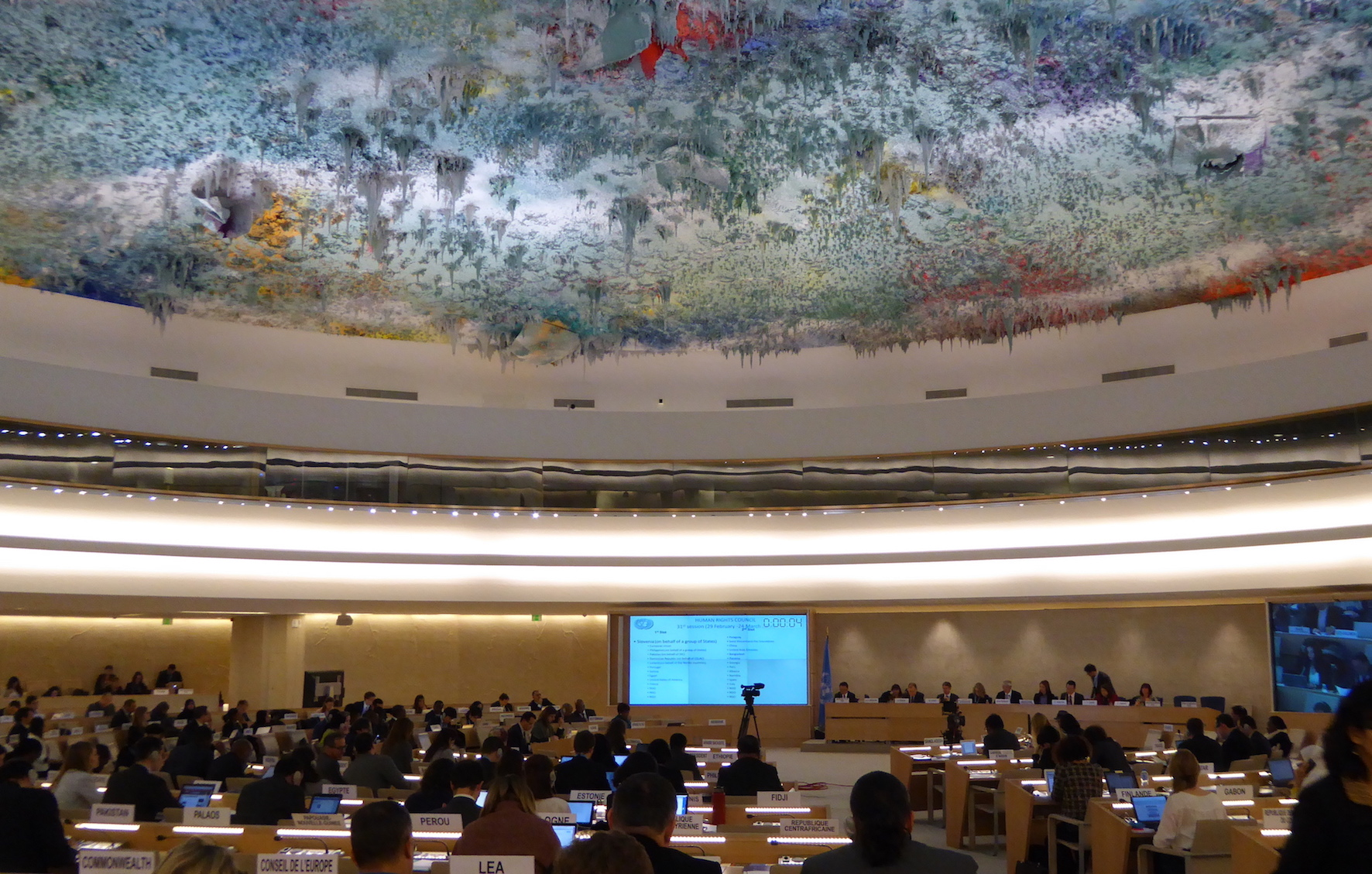 UN Human Rights Council Panel CVF Statement